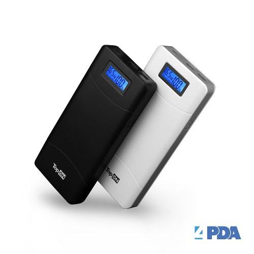 Обзор на портале 4PDA.ru внешней батареи TOP-T80