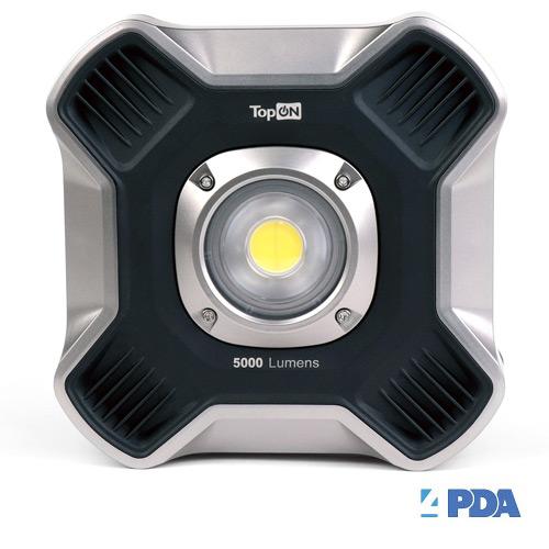 Обзор на портале 4PDA.ru на аккумуляторные фонари