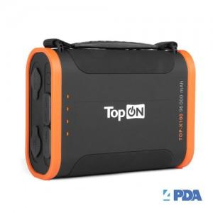 Обзор на портале 4PDA.ru внешней батареи TOP-X100