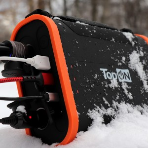 Обзор внешнего аккумулятора TopON TOP-X100