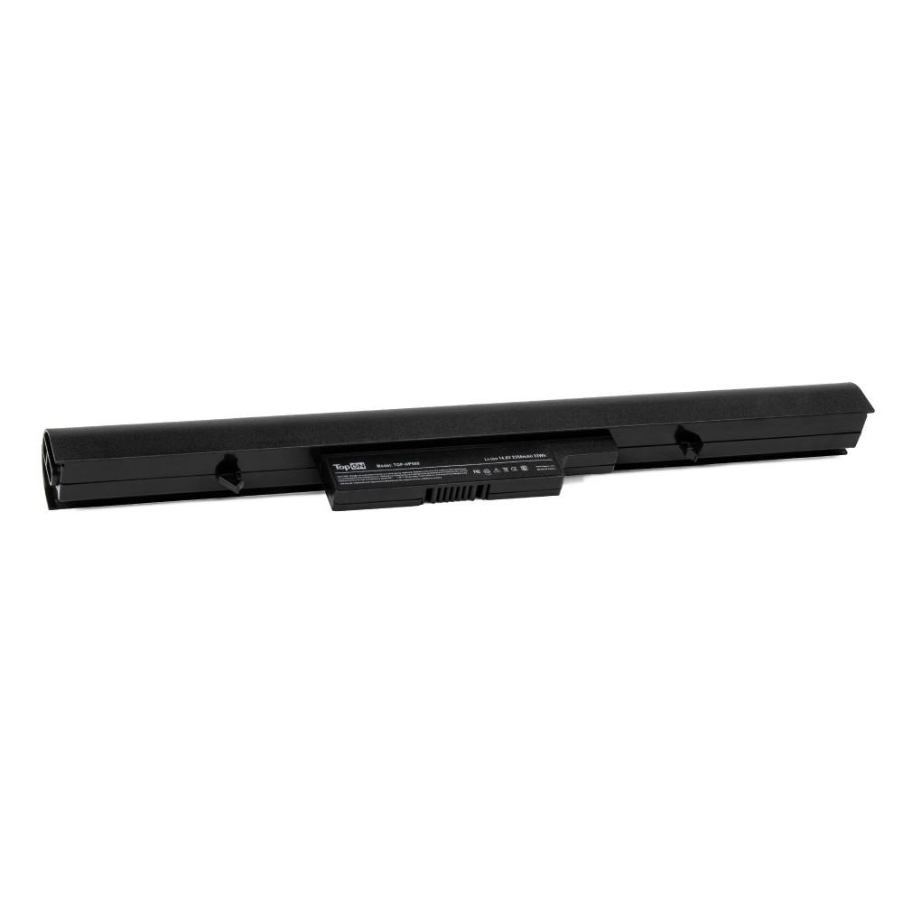 TopON TOP-HP500 Аккумулятор для ноутбука HP Compaq 500, 520 Series. 14.8V 4400mAh 65Wh. PN: HSTNN-IB39.