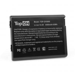 Аккумулятор для ноутбука HP Pavilion ZD8000, ZX6000, NX10, Presario R3000 Series. 14.8V 4400mAh 65Wh. PN: 346970-001, HSTNN-DB03.