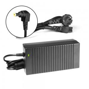 Блок питания для ноутбука Acer Aspire V15, Asus VX7, ROG G75, MSI GE72, GT663, GX740 Series. 19.5V 7.7A (5.5x2.5mm) 150W. PN: ADP-150NB, ADP-135DB.