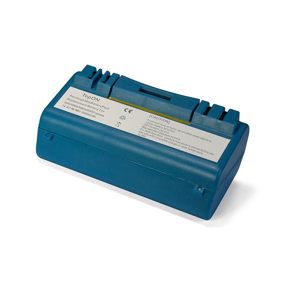 Аккумулятор для робота-пылесоса iRobot Scooba 300, 340, 380, 5800, 5999, 6000, 6050 Series. 14.4V 3500mAh Ni-MH. PN: VNH-102, 14904.
