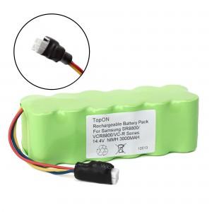 Аккумулятор для робота-пылесоса Samsung Navibot SR8750, SR8845, VCR8855 Series. 14.4V 3000mAh Ni-MH. PN: VCA-RBT20, VR10ATBATGY/SW, AP5579205.