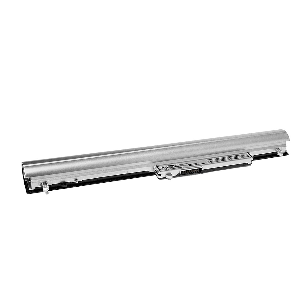TopON TOP-HY04 Аккумулятор для ноутбука HP Pavilion TouchSmart SleekBook 14 Series. 14.8V 2200mAh 33Wh. PN: HPHY04L7, HY04. Серебристый.