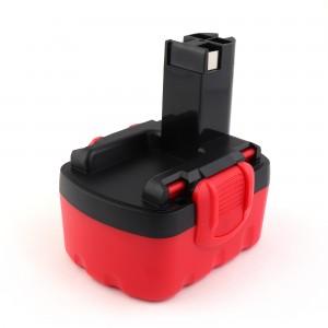 Аккумулятор для Bosch 14.4V 2.0Ah (Ni-Cd) GDR 14.4 V-LI, GHO 14.4 V-LI, GWS 14.4 V Series. PN: 2607335264, 2607335661, BAT159.