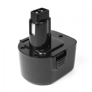 Аккумулятор для DeWalt 12V 1.3Ah (Ni-Cd) PN: DC9071, DE9037, DE9071, DE9074, DW9072.