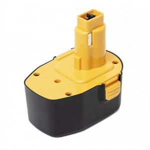 Аккумулятор для DeWalt 14.4V 1.3Ah (Ni-Cd) PN: DC9091, DE9038, DE9091, DE9092.
