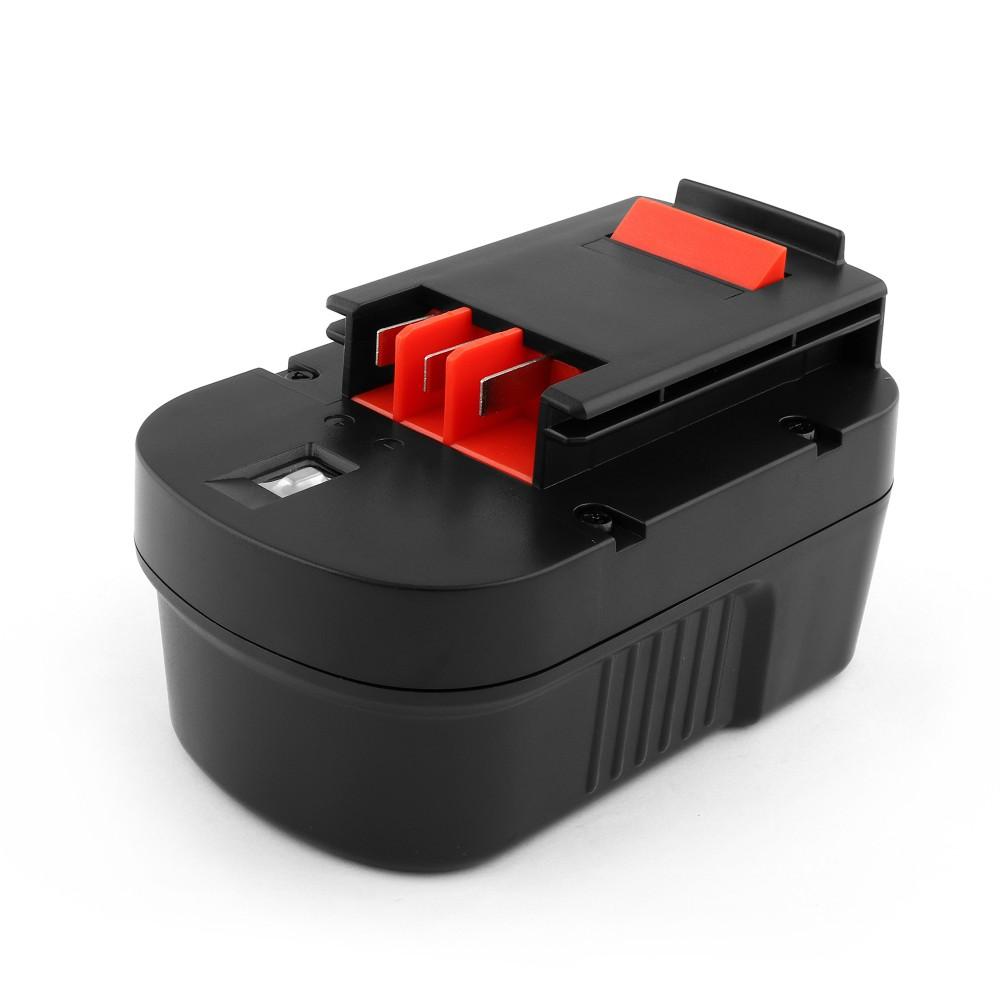 Аккумулятор для Black & Decker 14.4V 1.5Ah (Ni-Cd) PN: A14, A1714, 499936-34, 499936-35.