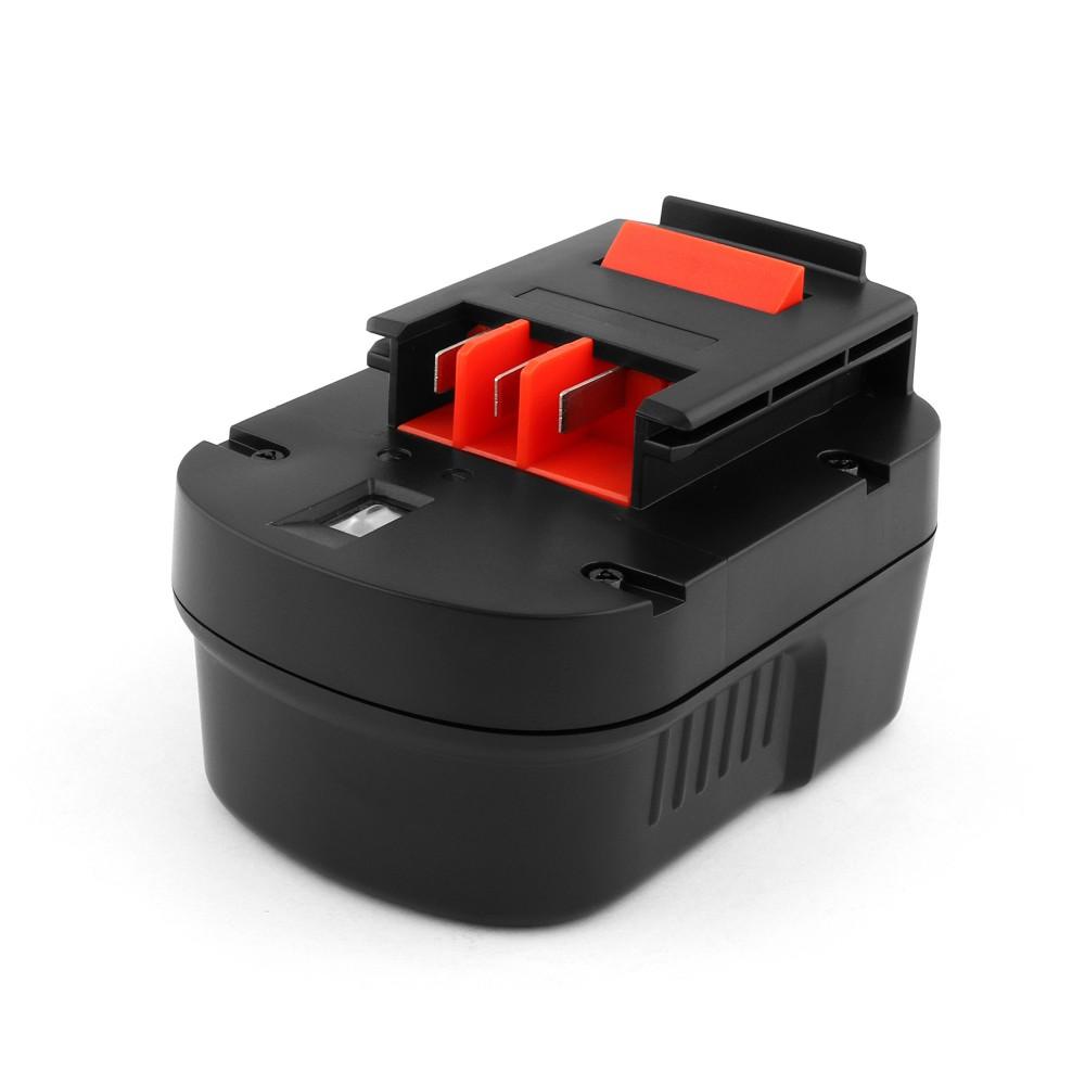 Аккумулятор для Black & Decker 12V 2.1Ah (Ni-Mh) PN: A12, A12E, A12EX, A12-XJ, FSB12.