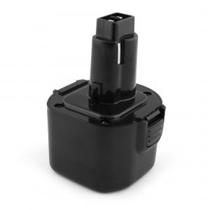 Аккумулятор для DeWalt 9.6V 1.3Ah (Ni-Cd) PN: DE9036, DE9062, DW9061, DW9062.