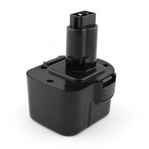 Аккумулятор для DeWalt 12V 2.0Ah (Ni-Mh) PN: DC9071, DE9037, DE9071, DE9074.