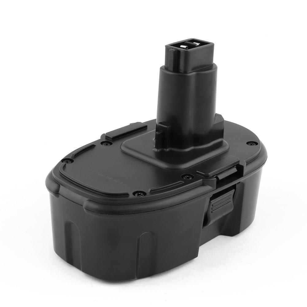 TopON TOP-PTGD-DE-18-2.1 Аккумулятор для DeWalt DE. 18V 2.1Ah (Ni-Mh) PN: DE9503.