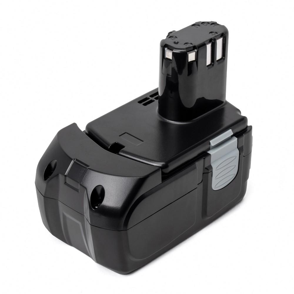 TopON TOP-PTGD-HIT-18-2.0 Аккумулятор для Hitachi 18V 2.0Ah (Ni-Cd) PN: EB1826HL.