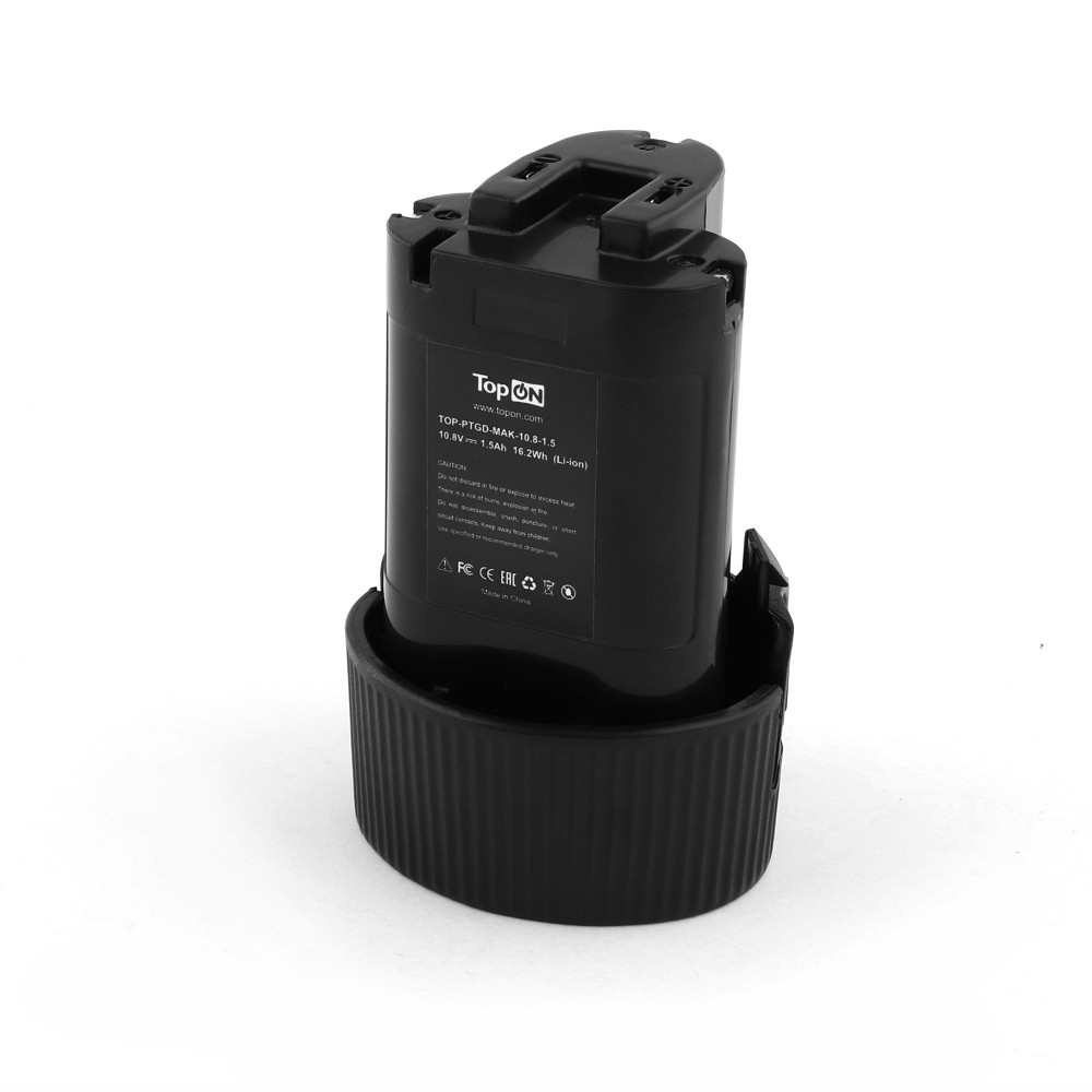 Аккумулятор для Makita BL1013. 10.8V 1.5Ah (Li-Ion) PN: 194550-6.
