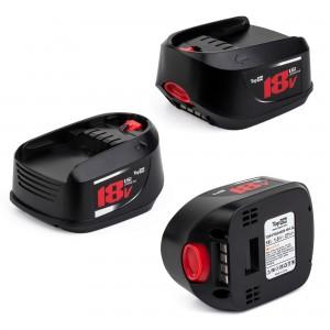 Аккумулятор для Bosch 18V 1.5Ah (Li-ion) PN: 2.607.336.208, 2607336039.