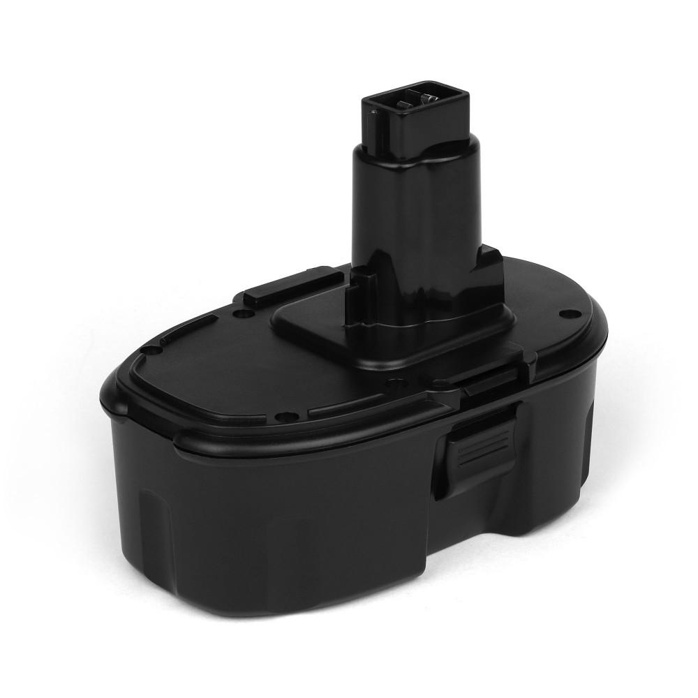 TopON TOP-PTGD-DE-18-2.6 Аккумулятор для DeWalt DE. 18V 2.6Ah (Ni-MH) PN: DE9503.