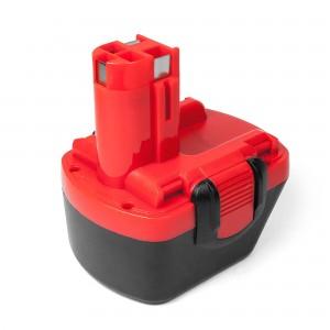 Аккумулятор для Bosch 12V 2.6Ah Lithium+ (Li-ion) PN: 2607335262, BAT120, 2607335273
