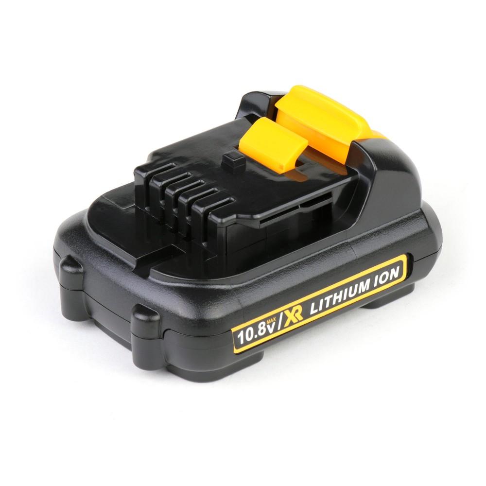 TopON TOP-PTGD-DEW-10.8-1.5-Li Аккумулятор для DeWalt 10.8V 1.5Ah (Li-Ion) PN: DCB127.