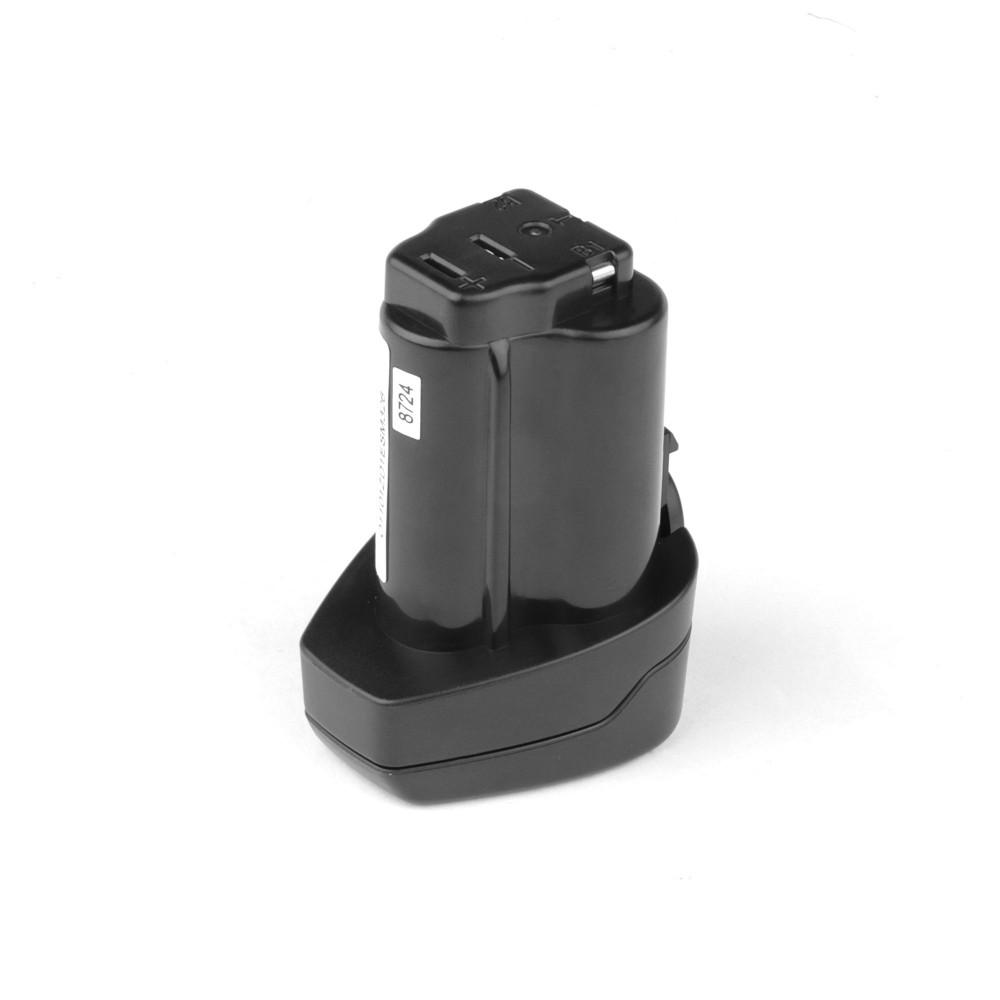 TopON TOP-PTGD-MET-10.8-2.0-Li Аккумулятор для Metabo 10.8V 2.0Ah (Li-Ion) PN: 625438000