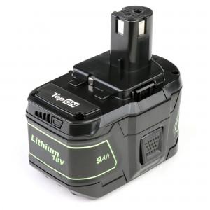 Аккумулятор для Ryobi. 18V 9.0Ah (Li-Ion) PN: RB18L90