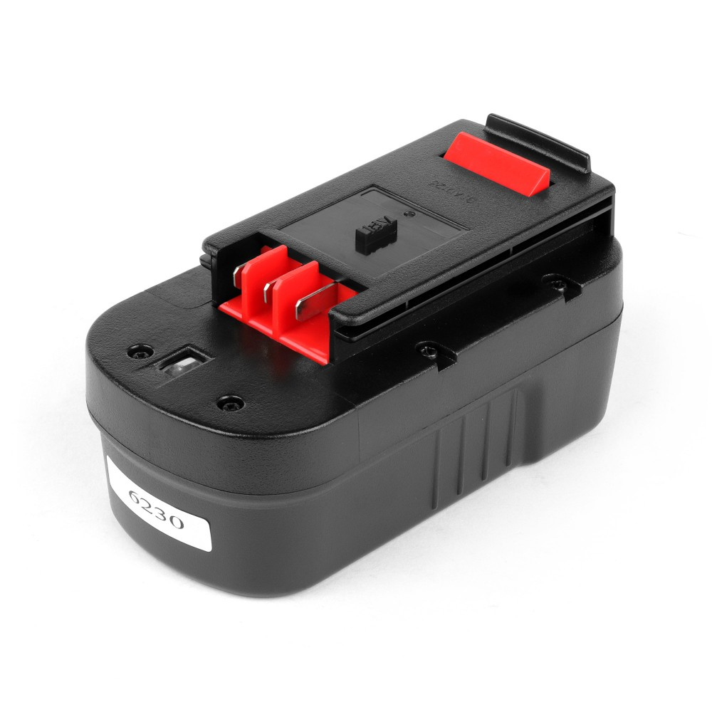 Аккумулятор для Black & Decker 18V 1.5Ah (Ni-Cd) PN: 244760-00.
