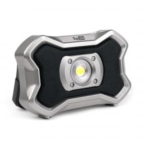 Аккумуляторный фонарь TopON TOP-MX2BT LED 20 Вт 2000 лм 7.3 В 4.0 Ач 29.2 Втч Bluetooth колонка