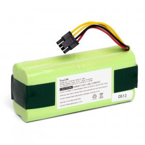 Аккумулятор для робота-пылесоса Midea R1-L081A, R1-L083B, R1-L085B. 12.0V 1800mAh Ni-MH. PN: L083b, TOP-R1-18
