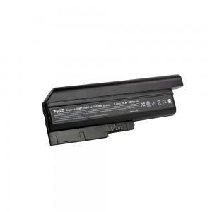 Аккумулятор для ноутбука IBM Lenovo ThinkPad R60, T60, Z60, R500, T500, W500  Series. 10.8V 6600mAh 71Wh, усиленный. PN: 92P1128, 40Y6795.