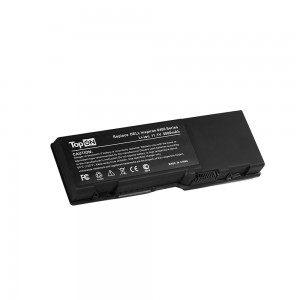 Аккумулятор для ноутбука Dell Inspiron 1501, 6400, Latitude 131L, Vostro 1000 Series. 11.1V 6600mAh 73Wh, усиленный. PN: KD476, GD76.