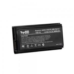 Аккумулятор для ноутбука Asus F5, X50, X59 Series. 11.1V 4400mAh 49Wh. PN: A32-F5, A32-X50.