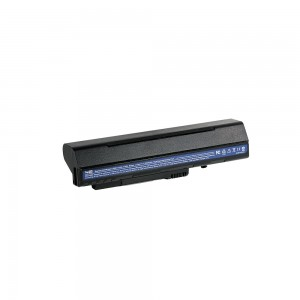 Аккумулятор для ноутбука Acer Aspire One A110, A150, eMachines 250, ZG5 Series. 11.1V 6600mAh 73Wh, усиленный. PN: UM08A31, UM08B74.