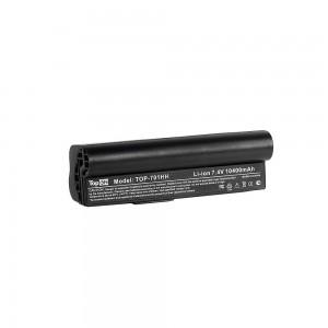 Аккумулятор для нетбука Asus Eee PC 700, 701, 801, 900, 8G, 12G, 20G Series. 7.4V 10400mAh 77Wh, усиленный. PN: A22-700, A22-P701.