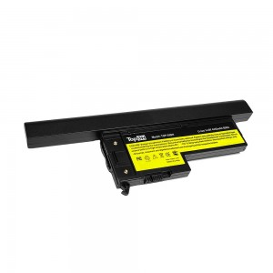 Аккумулятор для ноутбука IBM Lenovo ThinkPad X60s, X61s Series. 14.8V 4400mAh 65Wh, усиленный. PN: 40Y6999, 40Y7001.
