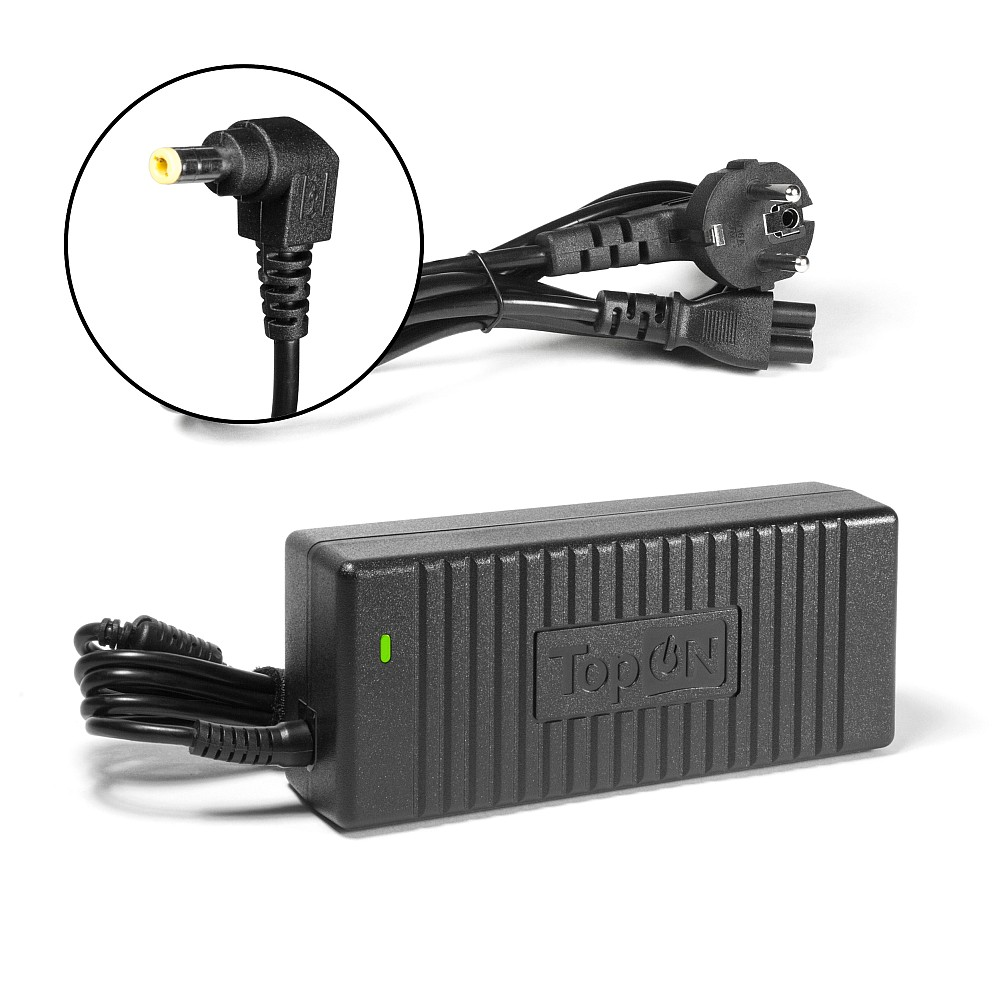 Блок питания для ноутбука Asus G50, UX501, ROG GL750, Aspire V15, Toshiba Satellite Pro Series. 20V 6A (5.5x2.5mm) 120W. PN: PA3290U-2ACA, API3AD01.