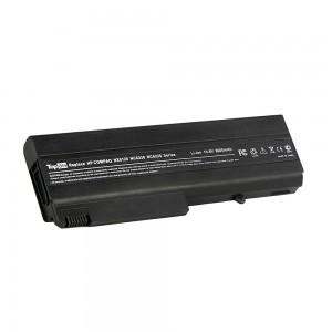 Аккумулятор для ноутбука HP Compaq nc6100, nc6200, nc6400, 6510, 6910, nx6300 Series. 11.1V 6600mAh 73Wh, усиленный. PN: PB994A, HSTNN-I05C.