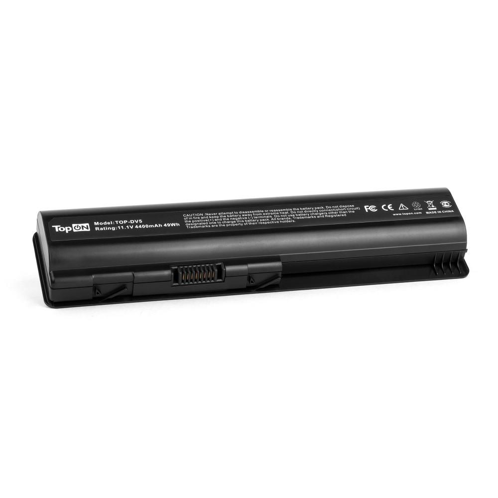 Аккумулятор для ноутбука HP Pavilion dv4, dv5, dv6, G50, G71, HDX16, Compaq Presario CQ40, CQ71 Series. 10.8V 4400mAh PN: KS524AA, HSTNN-LB72