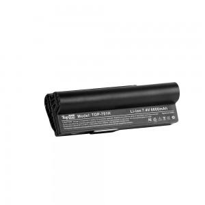 Аккумулятор для ноутбука Asus Eee PC 700, 701, 801, 900, 2G, 4G, 8G, 12G, 20G Series. 7.4V 6600mAh 49Wh, усиленный. PN: A22-P701, A22-700.
