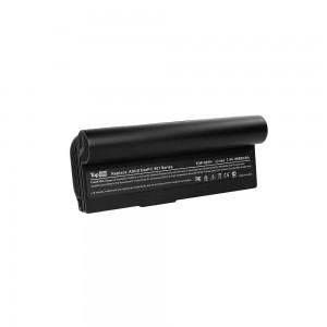 Аккумулятор для ноутбука Asus Eee PC 901 GO, 904, 1000, 1000H, Series. 7.4V 6600mAh 49Wh, усиленный. PN: AL23-901, AL24-1000.