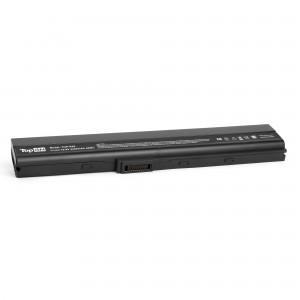 Аккумулятор для ноутбука Asus K52F, A40, A50, A52JB, K42F, K62, N82, P42, PRO5, X42J, X52 Series. 10.8V 4400mAh 48Wh. PN: A32-K52, A32-K42, A31-B53.