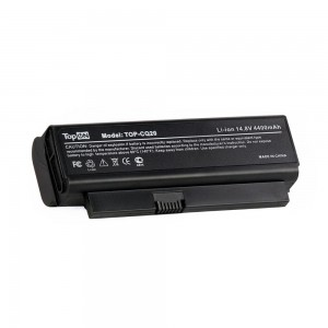Аккумулятор для ноутбука HP Business Notebook 2230s, Compaq Presario CQ20 Series. 14.8V 4400mAh 65Wn. PN: HSTNN-OB77, NBP4A112.