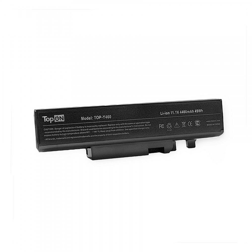 Аккумулятор для ноутбука Lenovo IdeaPad B560, Y460, Y570, V560, V560A Series. 11.1V 4400mAh 49Wh. PN: 57Y6626, L08S6DB.