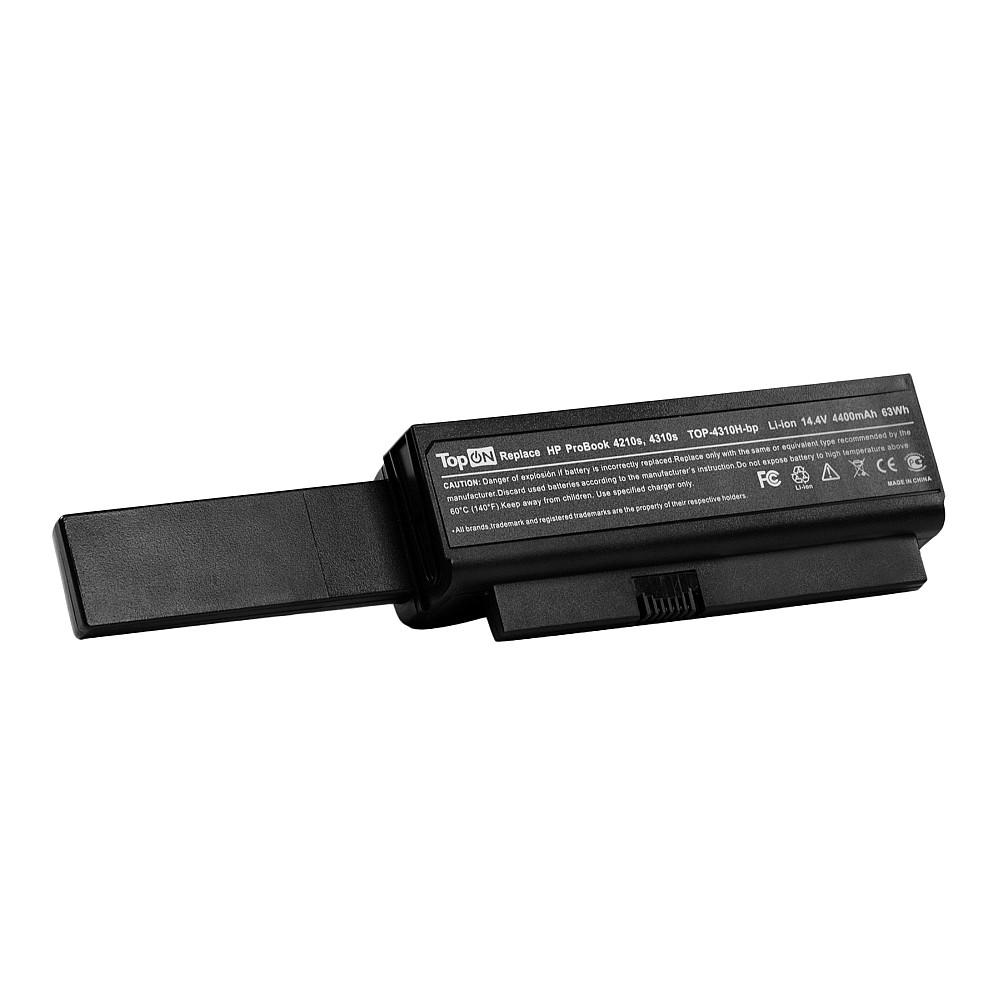 Аккумулятор для ноутбука HP ProBook 4210s, 4310s, 4311s Series. 14.4V 4400mAh 63Wh. PN: HSTNN-XB92, HSTNN-DB91.