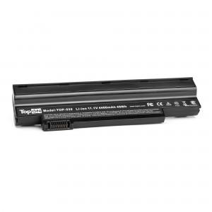 Аккумулятор для ноутбука Acer Aspire One 532, 533, NAV50, EM350 Series. 11.1V 4400mAh 49Wh. PN: UM09C31, UM09G31.