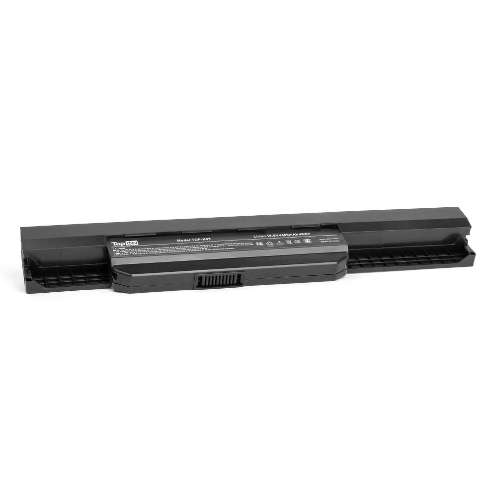 Аккумулятор для ноутбука Asus K53, A43, A53, K43, X43, X44, X53, X54 Series. 10.8V 4400mAh 49Wh. PN: A32-K53, A42-K53.