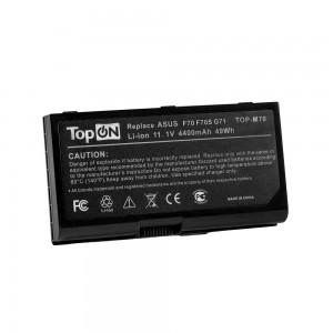 Аккумулятор для ноутбука Asus F70, G71, G72, M70, N70, N90, X71, X72 Series. 11.1V 4400mAh 49Wh. PN: A32-M70, A32-F70.