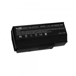 Аккумулятор для ноутбука Asus G53, G73, VX7 Series. 14.6V 4400mAh 64Wh. PN: A42-G73, 90-NY81B1000Y.
